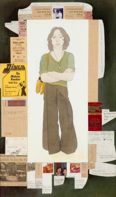 Frances Gordon, Glasgow Teenager