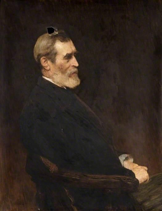 James Hunter Dixon (b.1824), DL