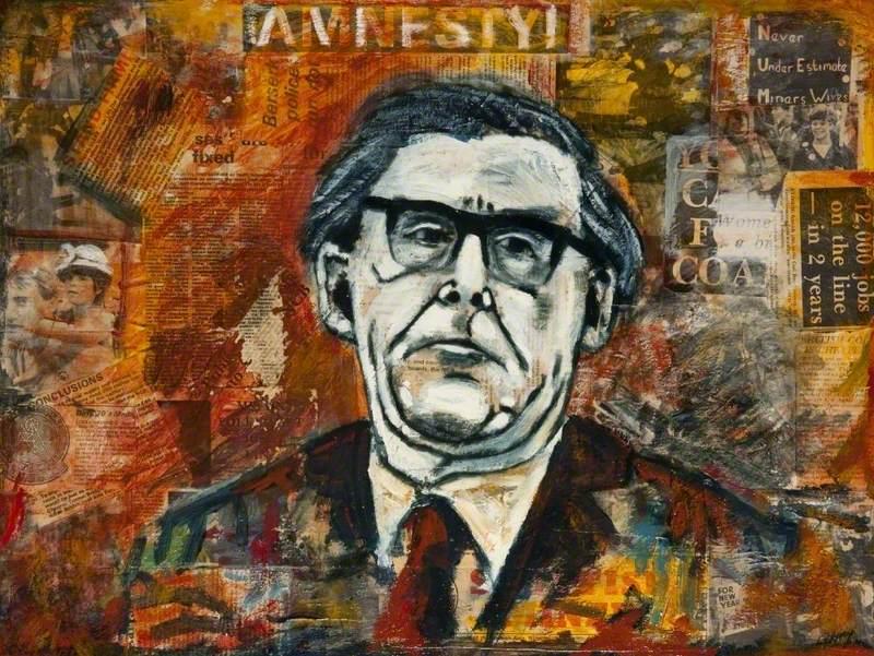 Michael McGahey (1925–1999)