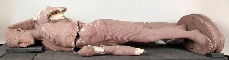 Antinous as the Egyptian Deity Osiris
