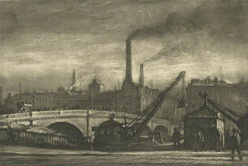Stockwell Bridge and the Gorbals