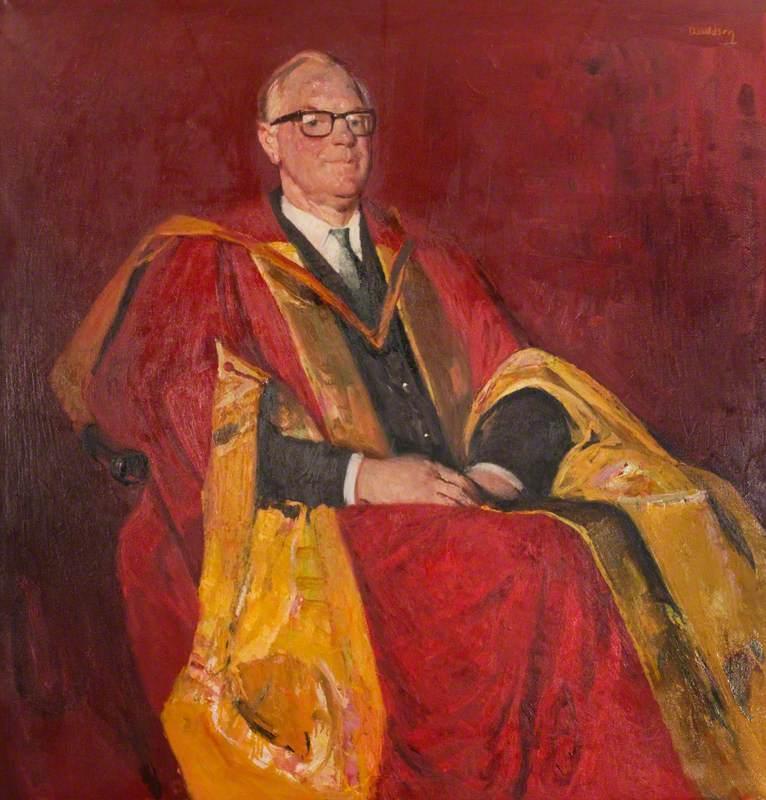 Sir Samuel Curran (1912–1998), DL, MA, PhD, DSc, LLD, ScD, FRS