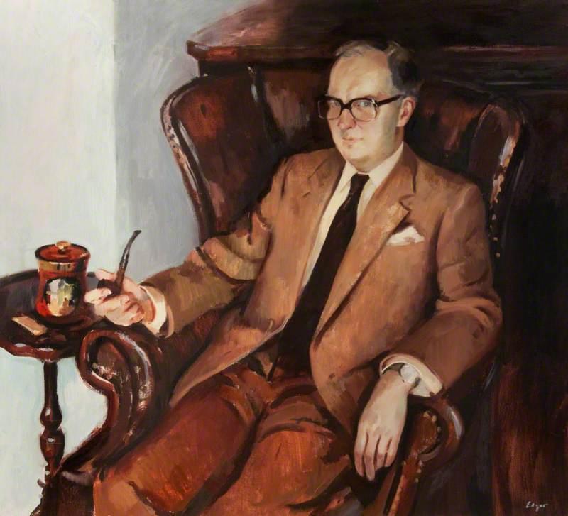 Dr Gerald C. Timbury, Physicians Superintendent (1965–1980)
