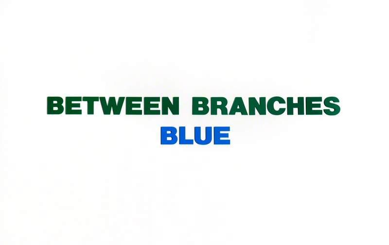 Six Landscapes (Blue)
