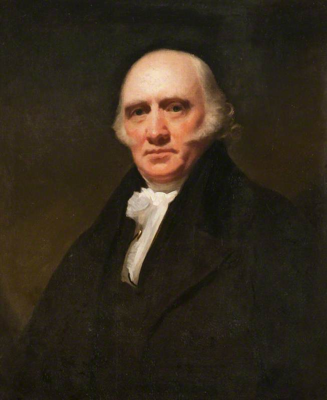 Robert Cleghorn (c.1760–1821), MD, Physician to the Glasgow Royal Asylum (1814–1818)
