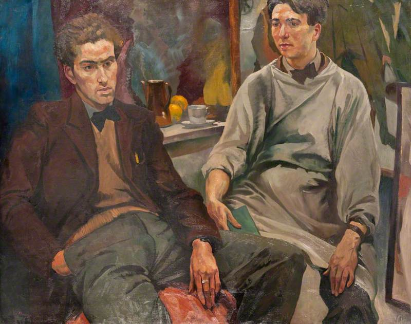 The Two Roberts: Colquhoun and MacBryde