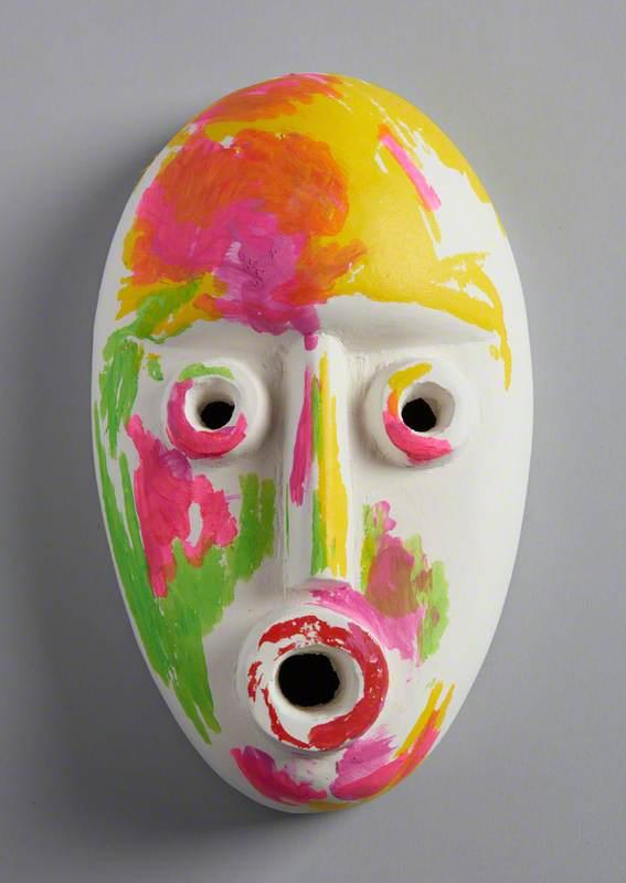 Mask (Yellow) 2018