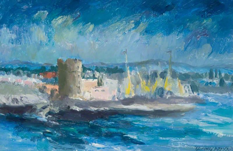 Harbour, Rhodes
