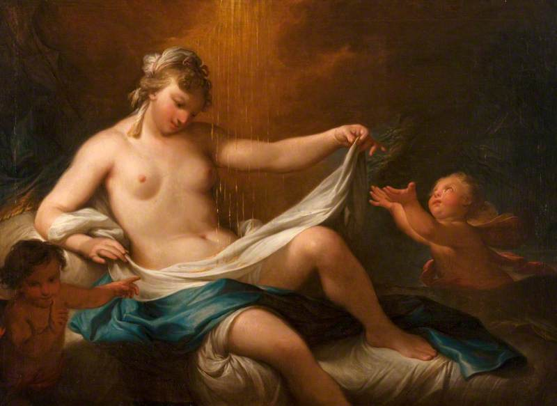Danaë and the Golden Shower