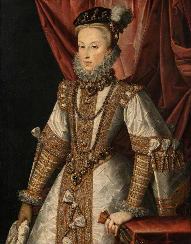 Anne of Austria (1549–1580)
