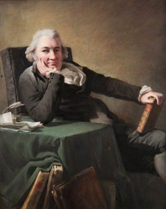 Robert Graham of Gartmore (1735–1797), Rector of Glasgow University (1785)
