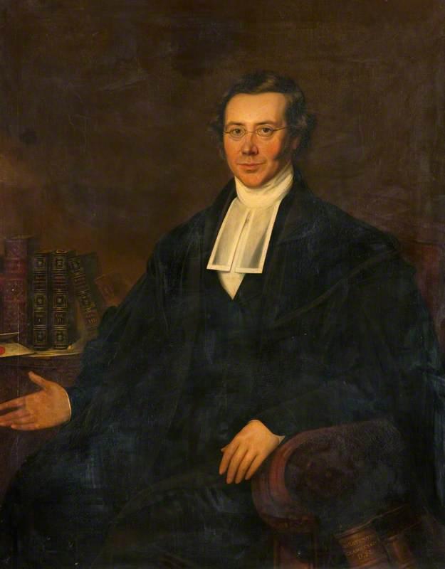 Professor James Seaton Reid (1798–1851), Professor of Ecclesiastical and Civil History