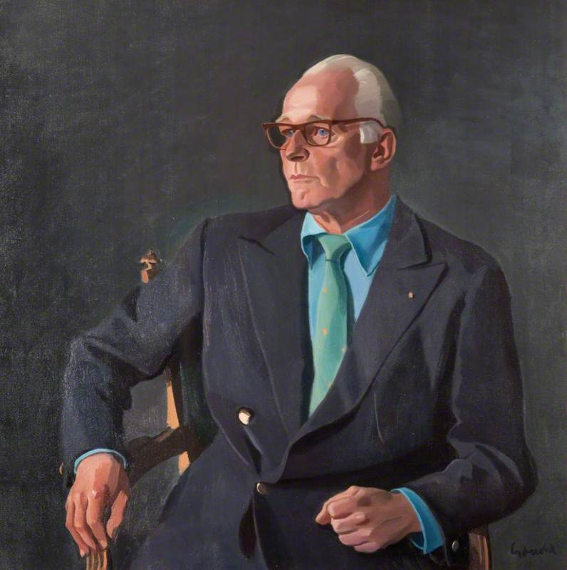 Mr Douglas H. Clark, President of the Royal College of Physicians and Surgeons of Glasgow (1980–1982)
