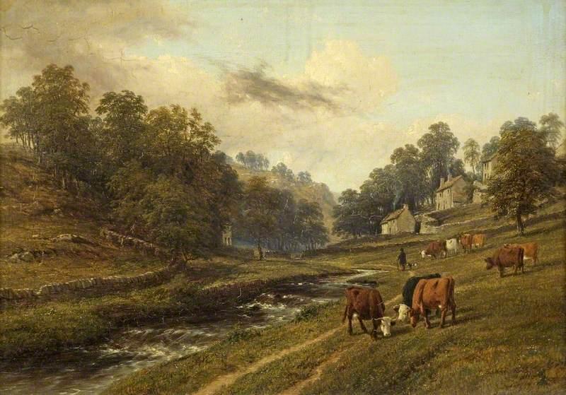 Youlgreave, Derbyshire