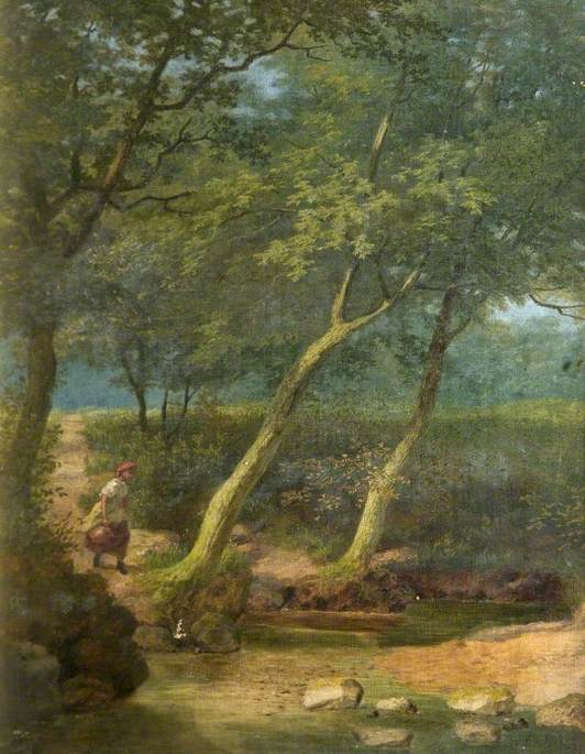The Seven Springs (The Source of the Thames)