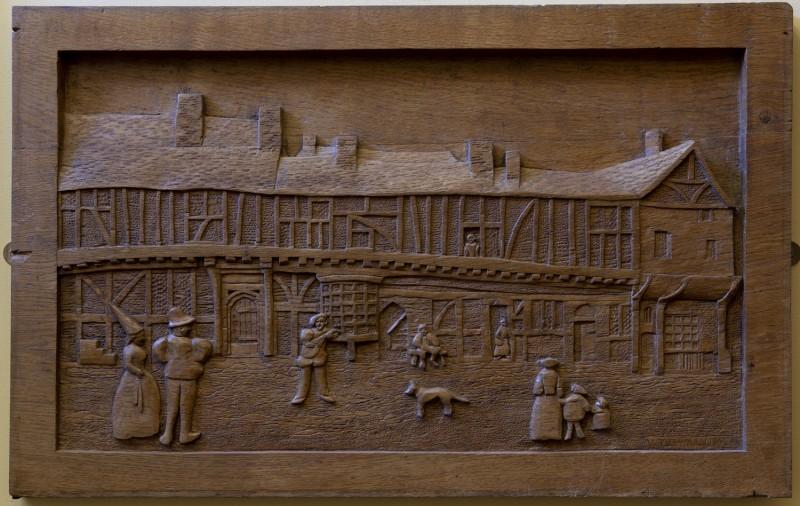 Fifteenth-Century Wool Merchant's House – St John's Alley