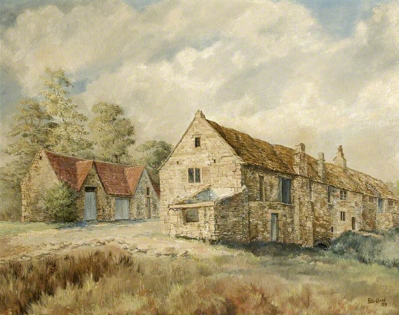 Iford Mill, Wiltshire