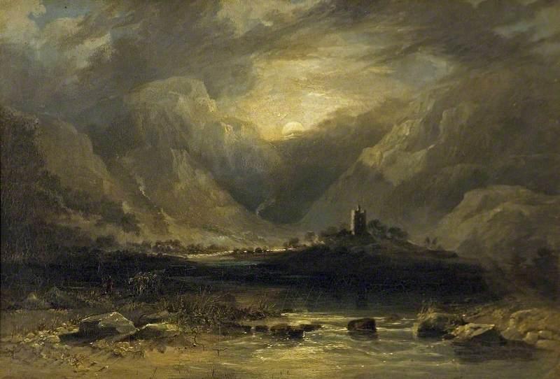 The Vale of Llanberis, Snowdon