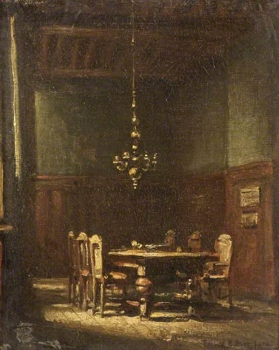 Rembrandt's Studio, Amsterdam