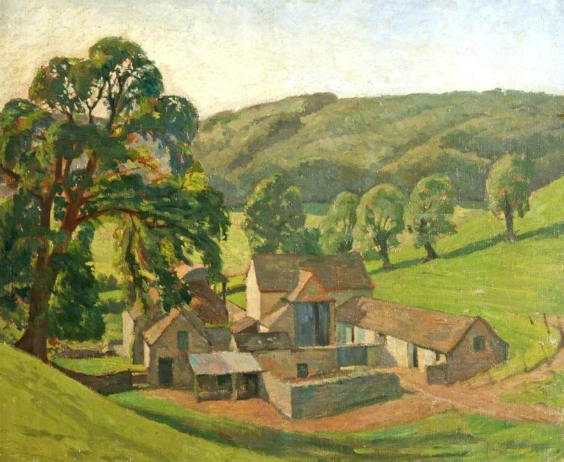 Farm at Uley, Gloucestershire