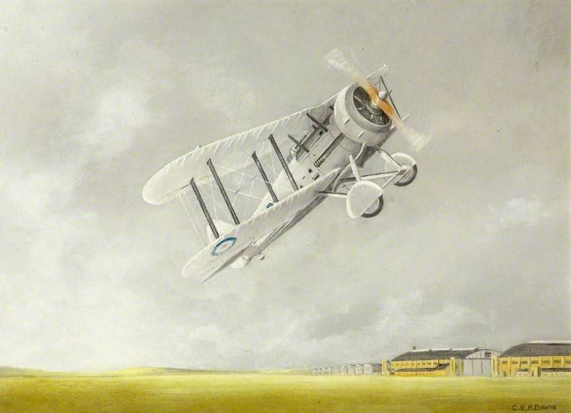 Gloster Aircraft, Gauntlet