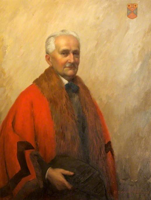 Thomas Free, OBE, JP, Six Times Mayor of Marlborough