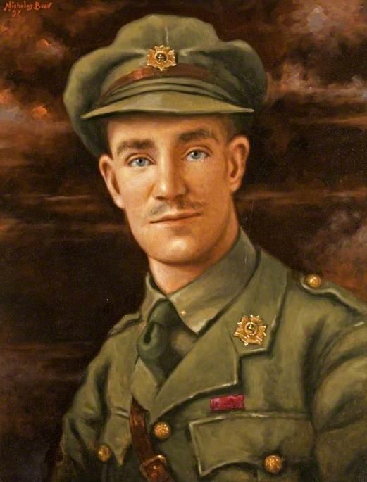 Second Lieutenant Tom E. Adlam (1893–1975), 'The Salisbury VC'