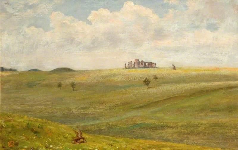 Stonehenge Bottom, Wiltshire