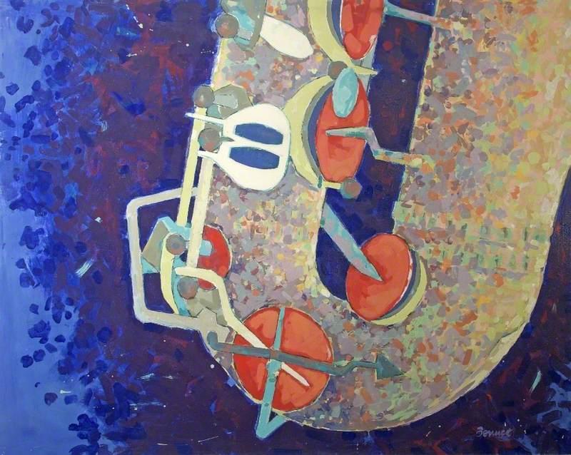 Penny's Saxophone