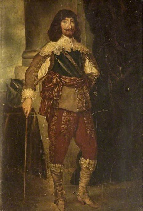 Edward Montagu (1602–1671), 2nd Earl of Manchester KG, KB, FRS, Baron of Kimbolton, Viscount Mandevile