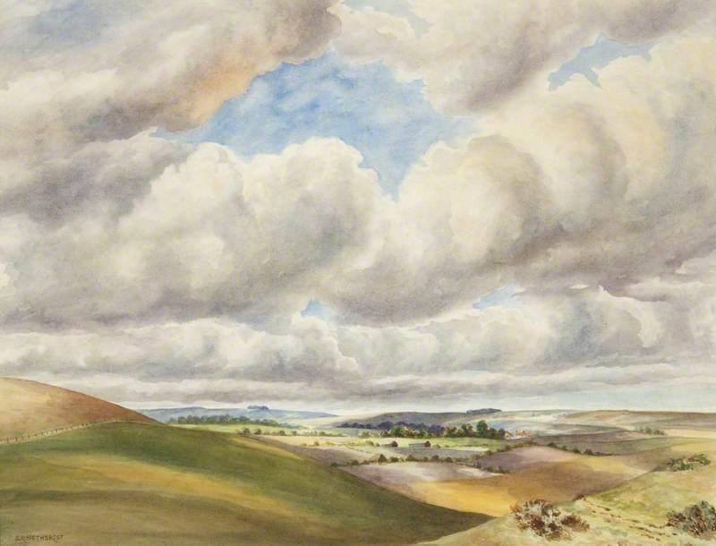The Edge of Salisbury Plain