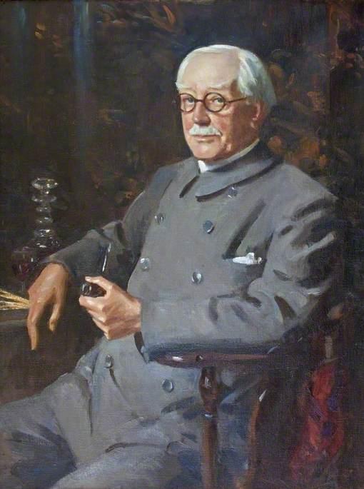 Dr Edwin Sloper Beaven (1857–1941)
