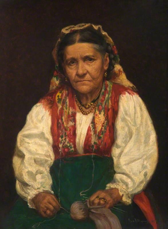 Italian Grandmother