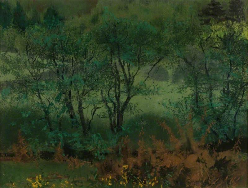 Woodland Scene, Brantrake