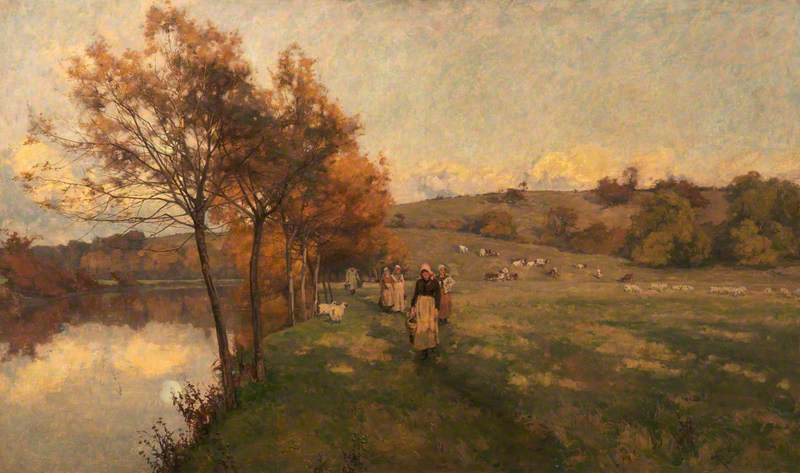 Meadows by the Avon
