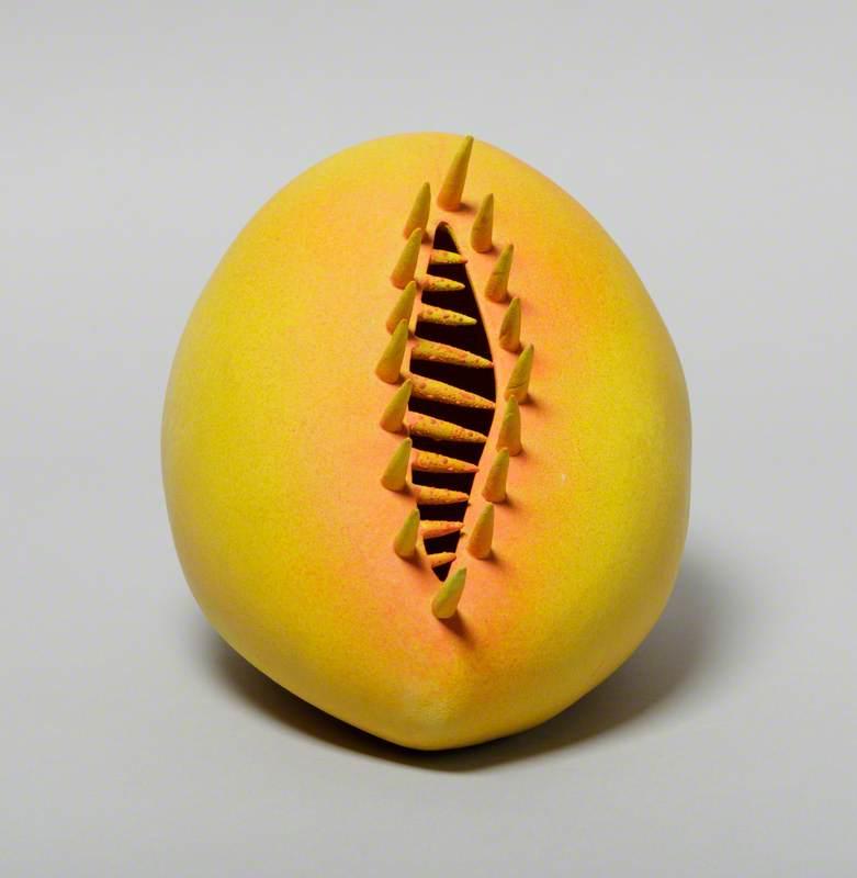 Spikey Orange