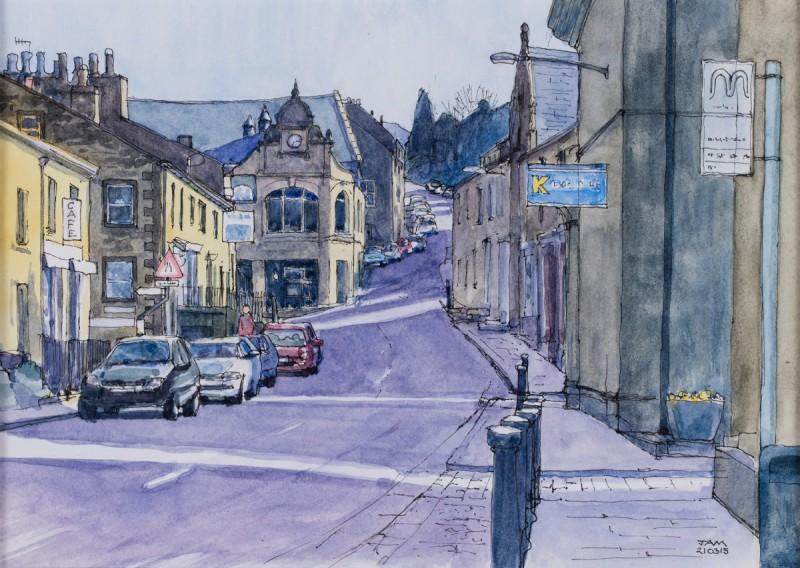 King Street, Delph