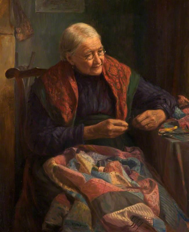 A Patchwork Quilt