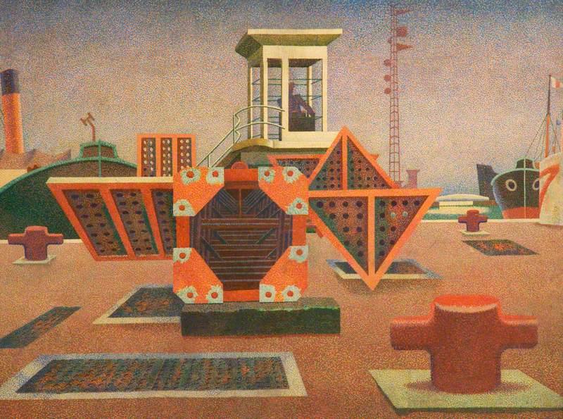 Imaginary Harbour II