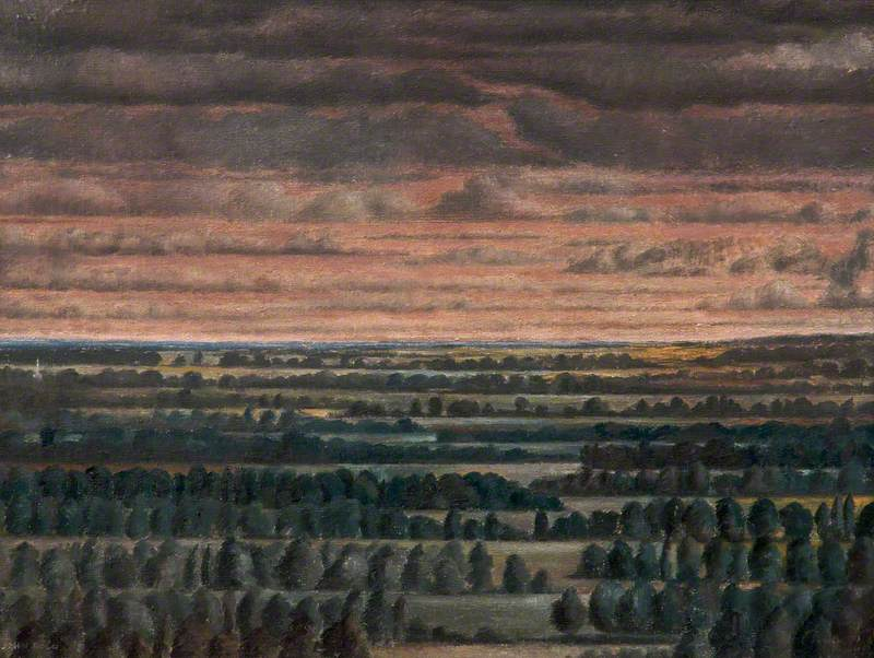 A North Country Landscape