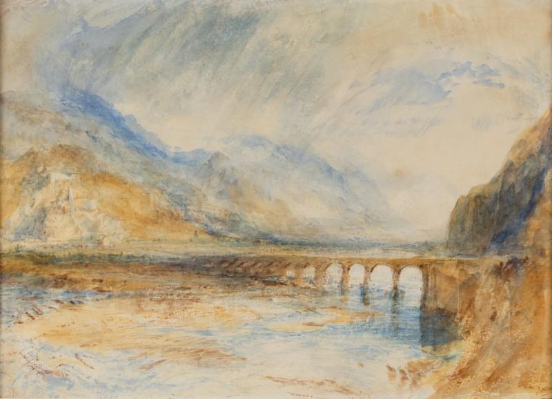 Bellinzona – The Bridge over Ticino