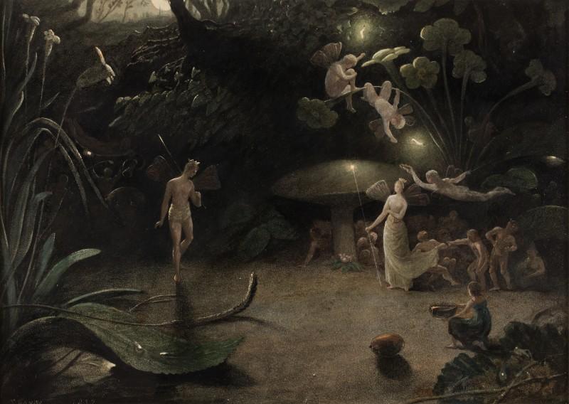 Scene from 'A Midsummer Night's Dream'