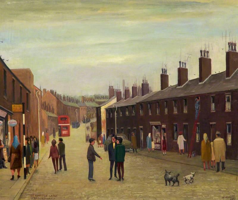 Newbridge Lane, Stockport, Cheshire