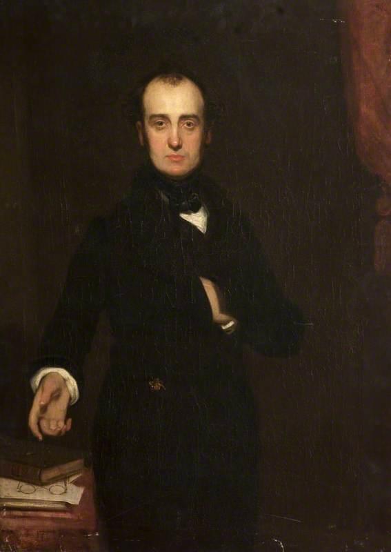 Joseph Rayner Stephens (1805–1879)