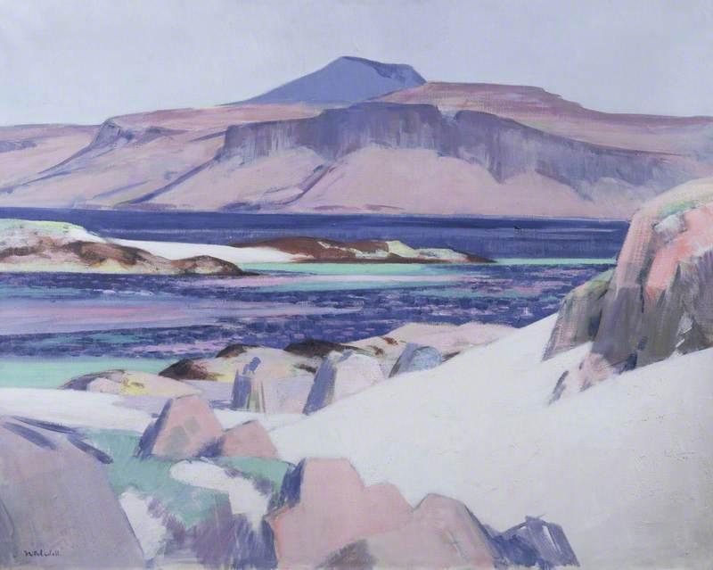 Ben More in the Isle of Mull, Inner Hebrides