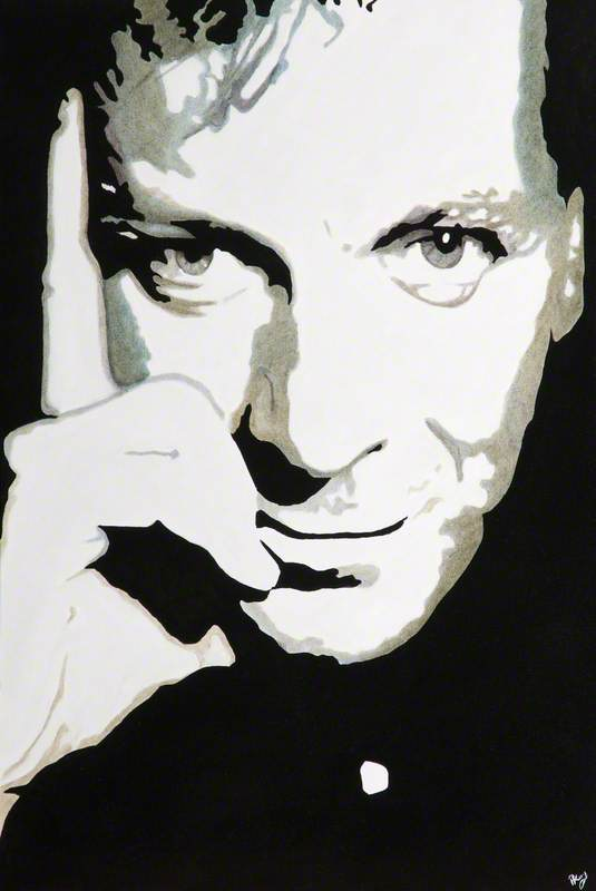 'Mr Manchester', Tony Wilson (1950–2007)