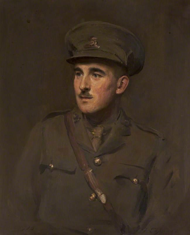 Second Lieutenant Edward Deakin Ashton (1889–1916)