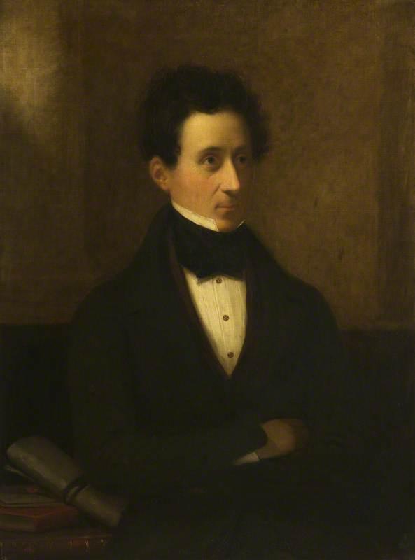 William Ewart (1798–1869), MP
