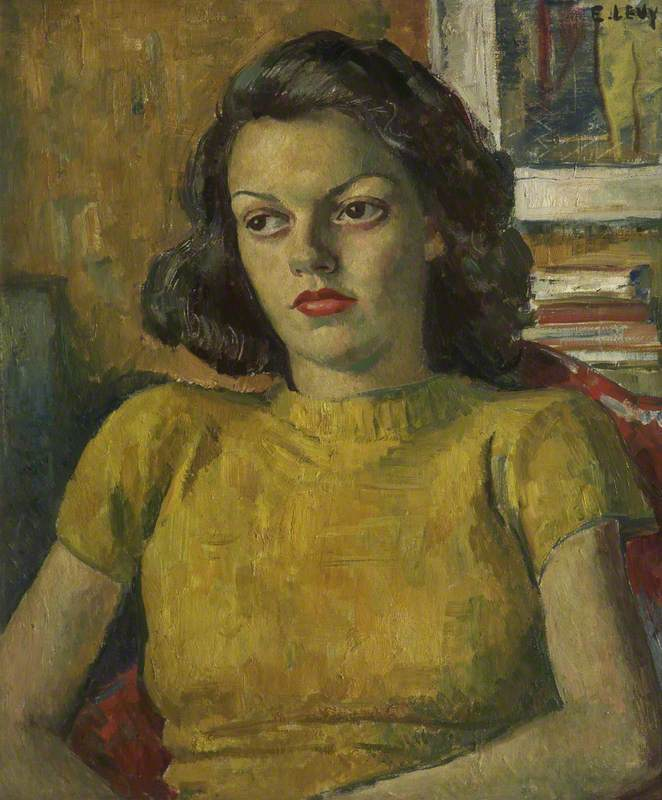Girl in a Yellow Jumper