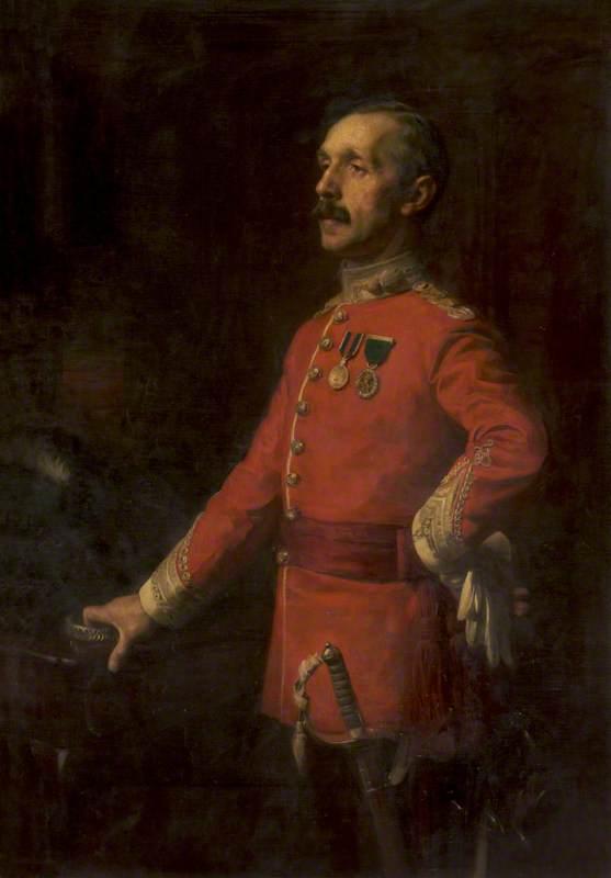 Colonel Fred Haworth